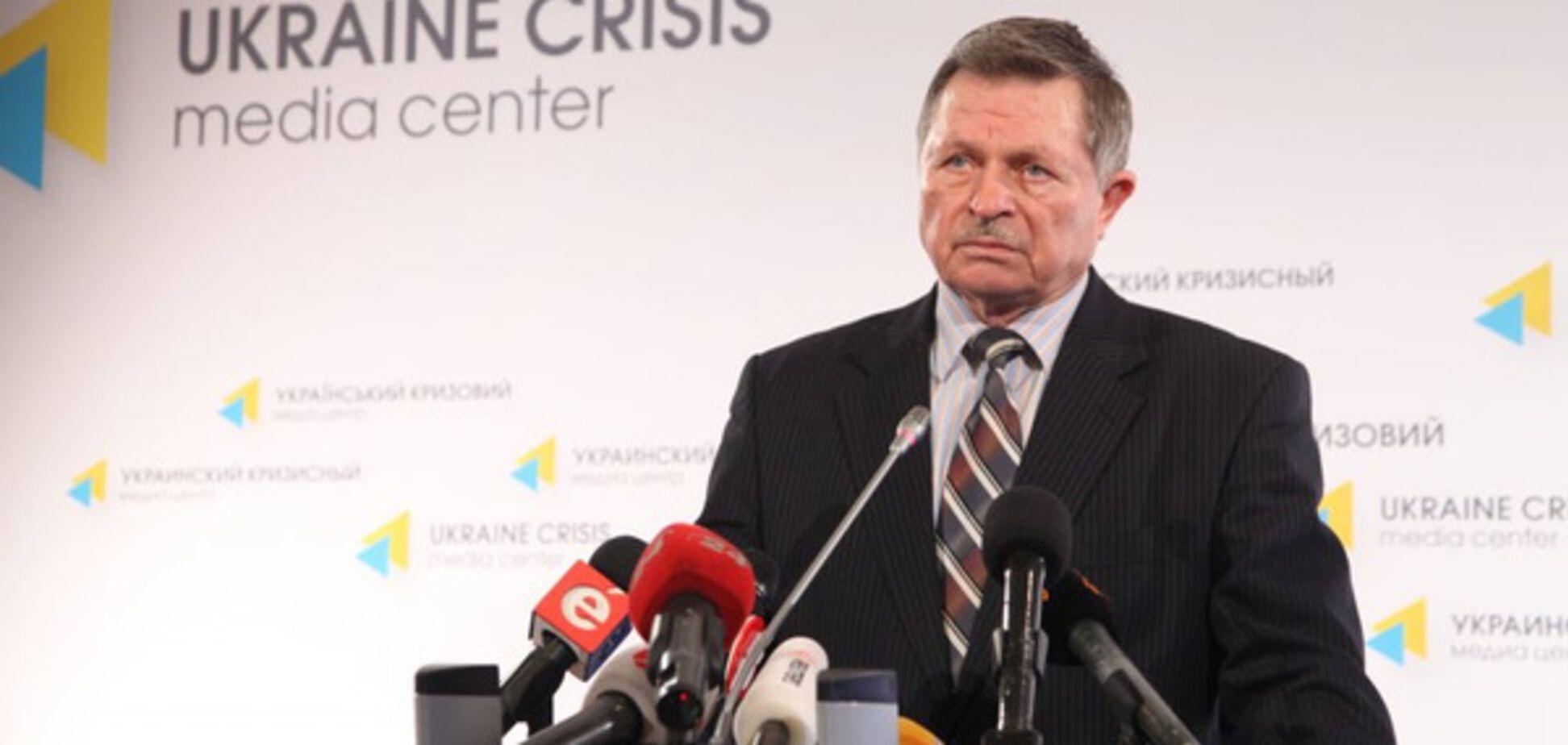 Силова реакція РФ на Донбасі обумовлена двома факторами - генерал