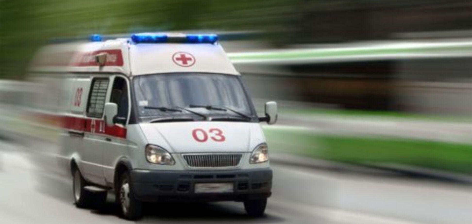 Запорожские медики отказались госпитализировать бездомного (ВИДЕО)