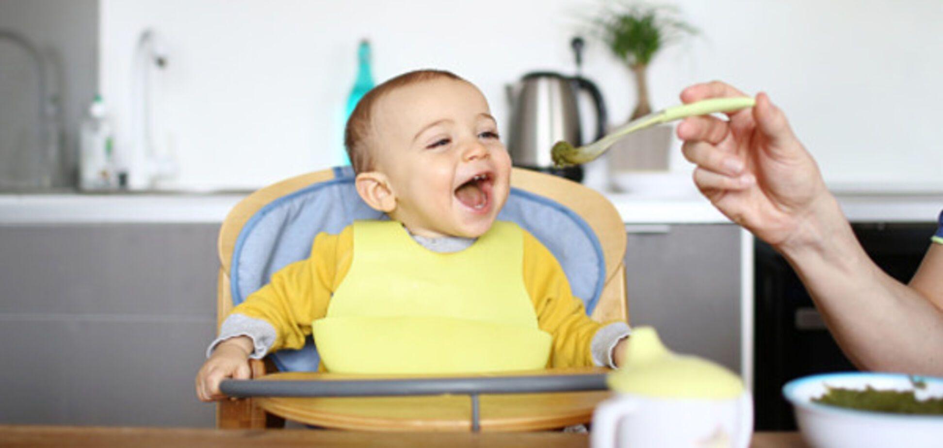 Накормить малоежку: несколько советов родителям