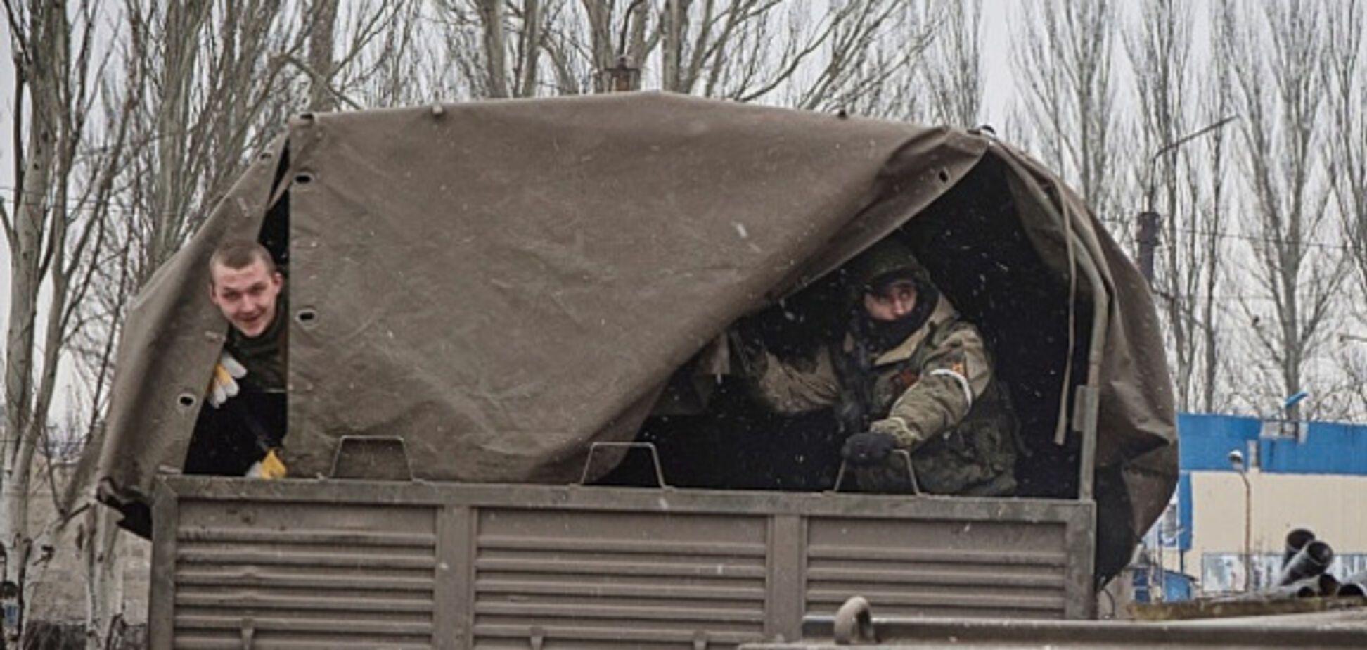 Некомлект: военное руководство РФ забраковало почти половину 'добровольцев Донбасса'