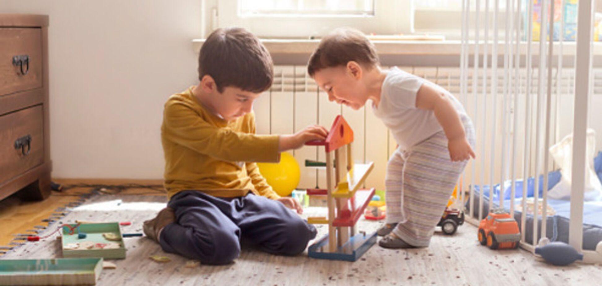 Виховати генія: вчені розповіли, які ігри допоможуть батькам