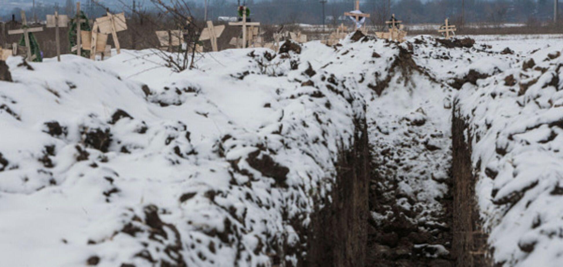 кладовища ДНР