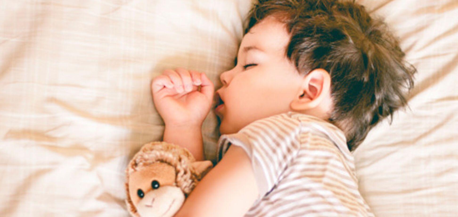 Дитячий лунатизм: експерт назвав основні правила поведінки батьків
