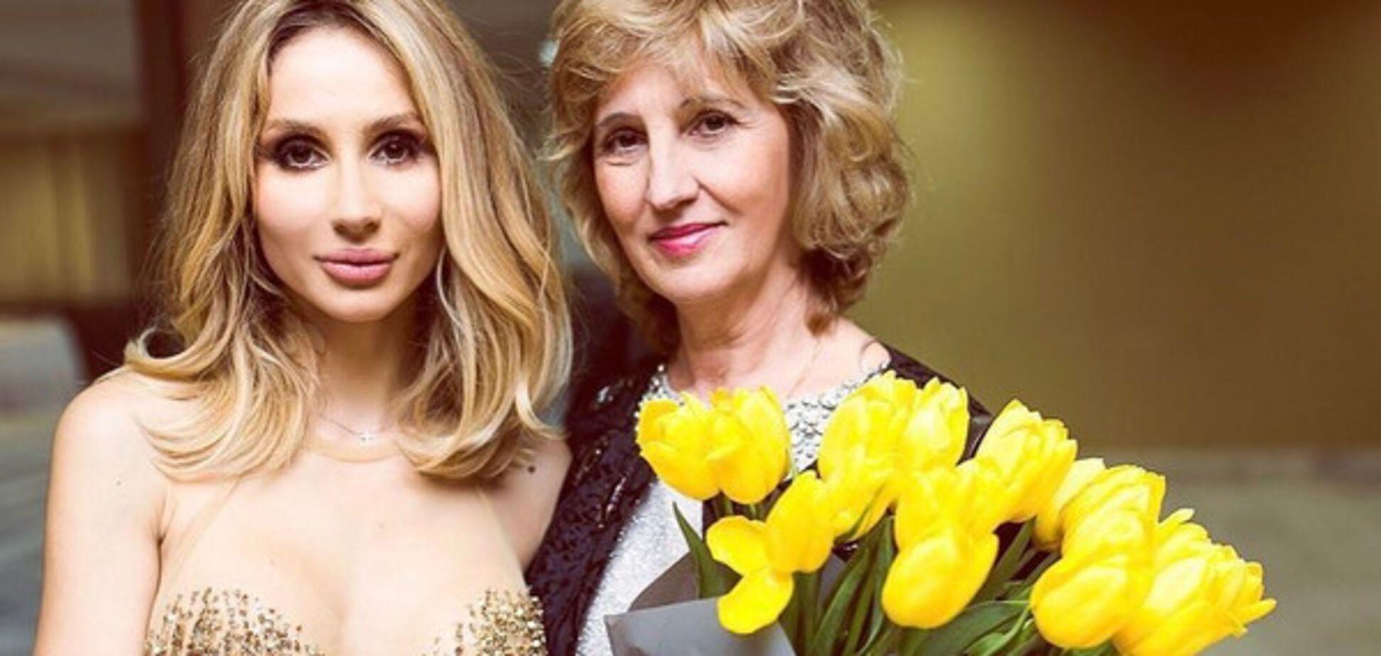 Светлана Лобода с мамой