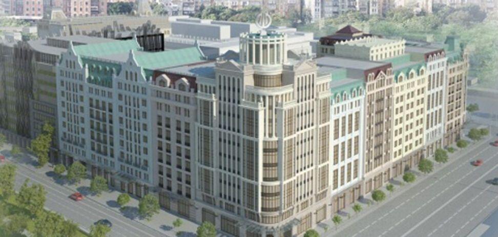 В Киеве откроется первое энергоэффективное здание