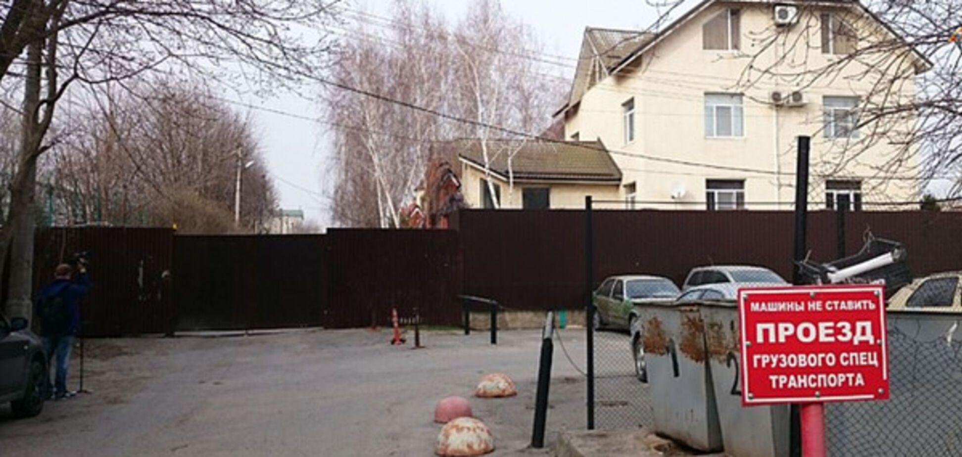 будинок Януковича Ростов