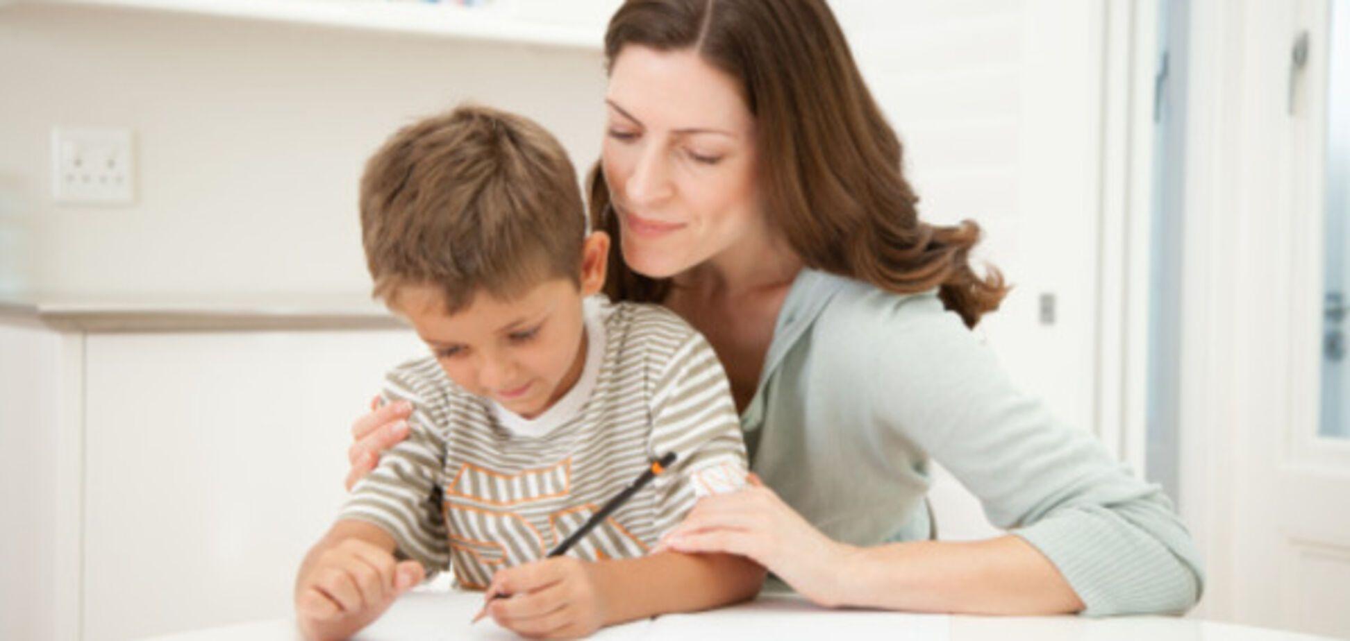 'Я не умею': советы родителям, как научить ребенка новому без ссор