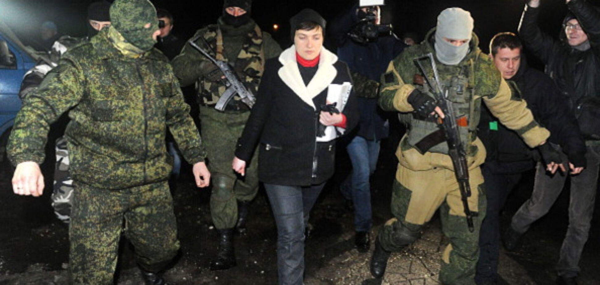 Не раскололи: в СБУ рассказали, как Савченко изворачивалась на допросе