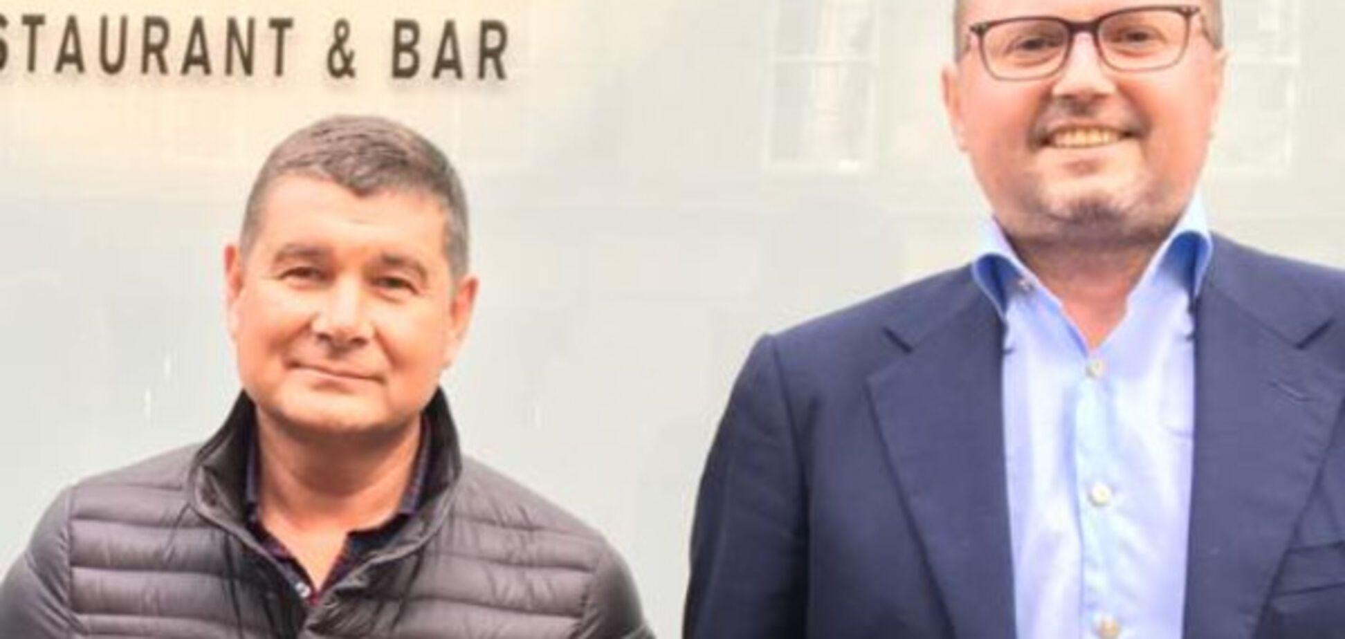 Александр Онищенко и Сергей Бондарчук