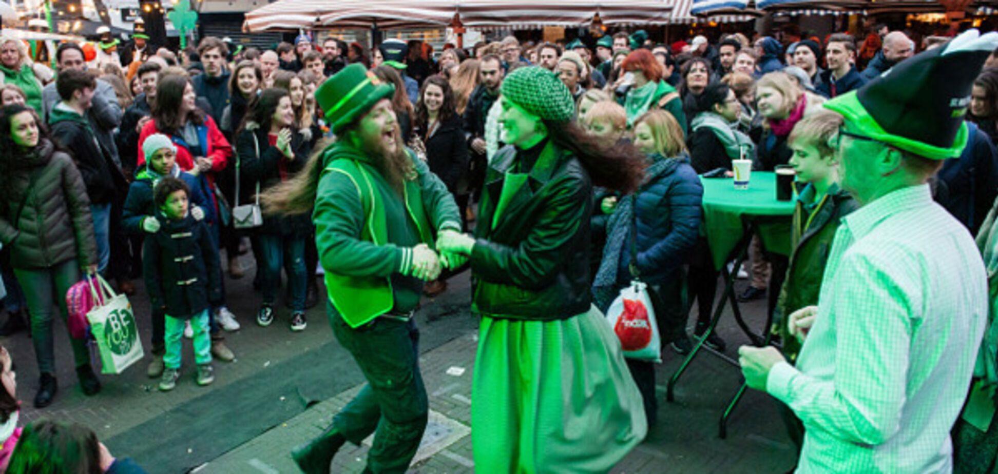 День святого Патрика в Нидерландах