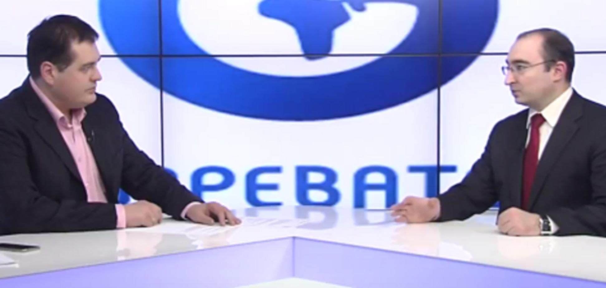 Дмитрий Боярчук, Черноморская телерадиокомпания
