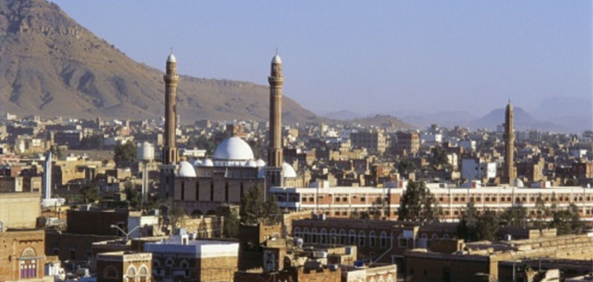 мечеть в Ємені