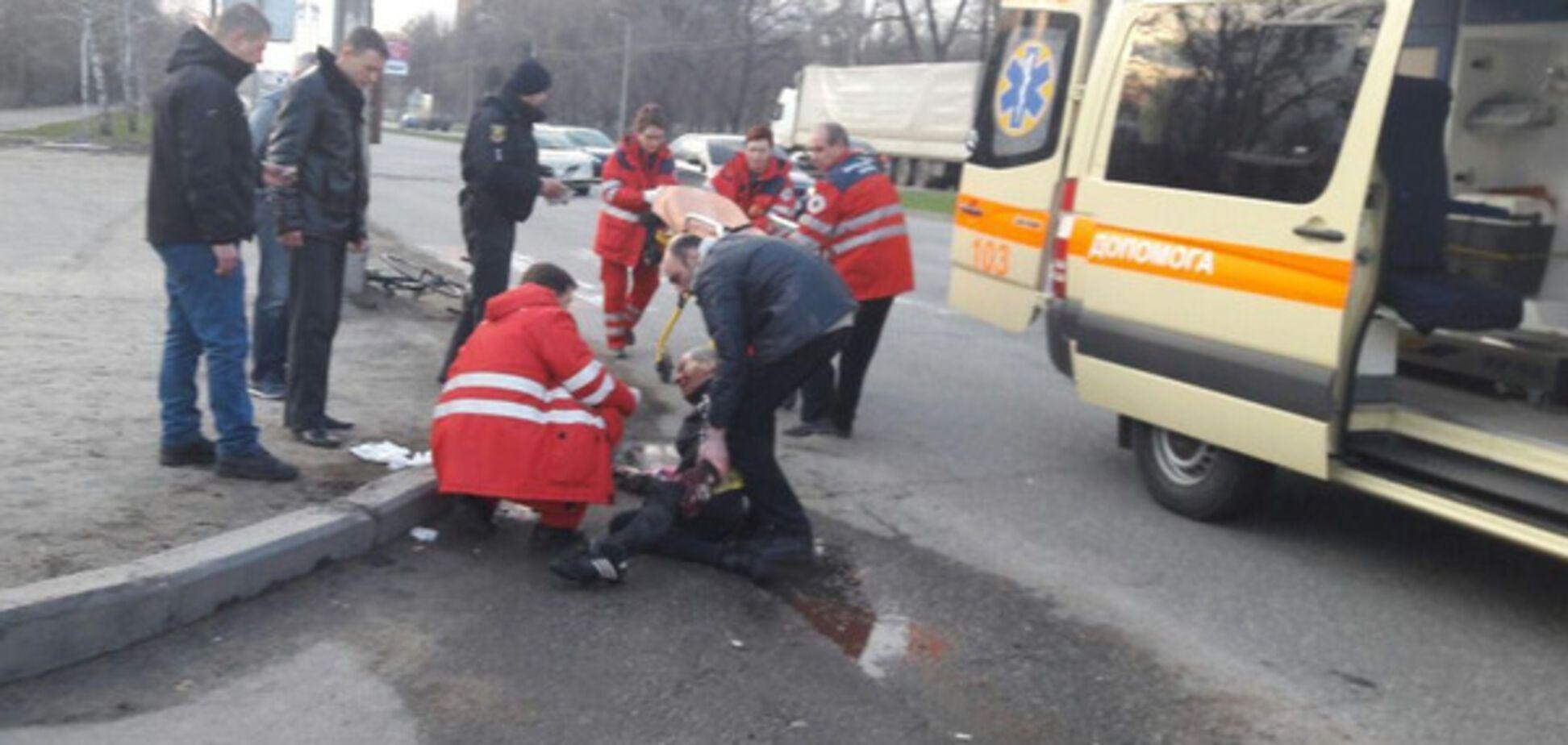 Трагедия в Запорожье: в аварии скончался известный тренер (ФОТО)