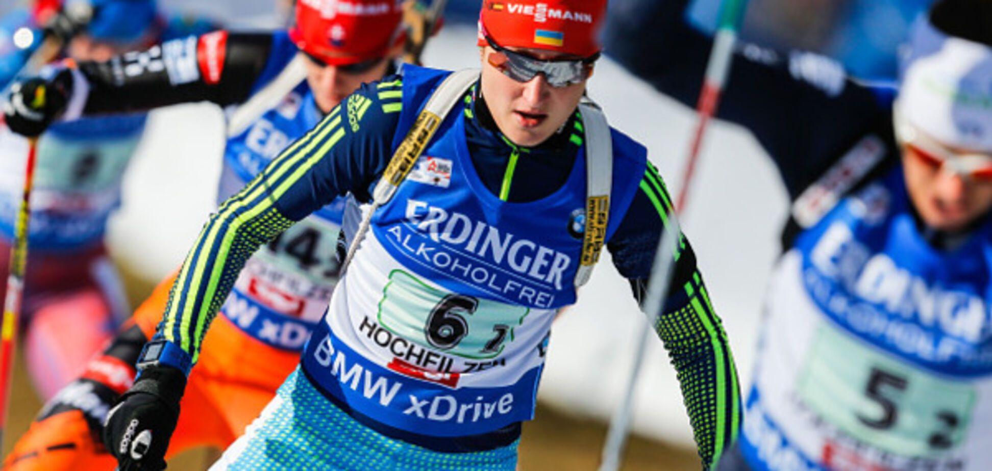 Украинки провели великолепную гонку преследования на Кубке мира по биатлону