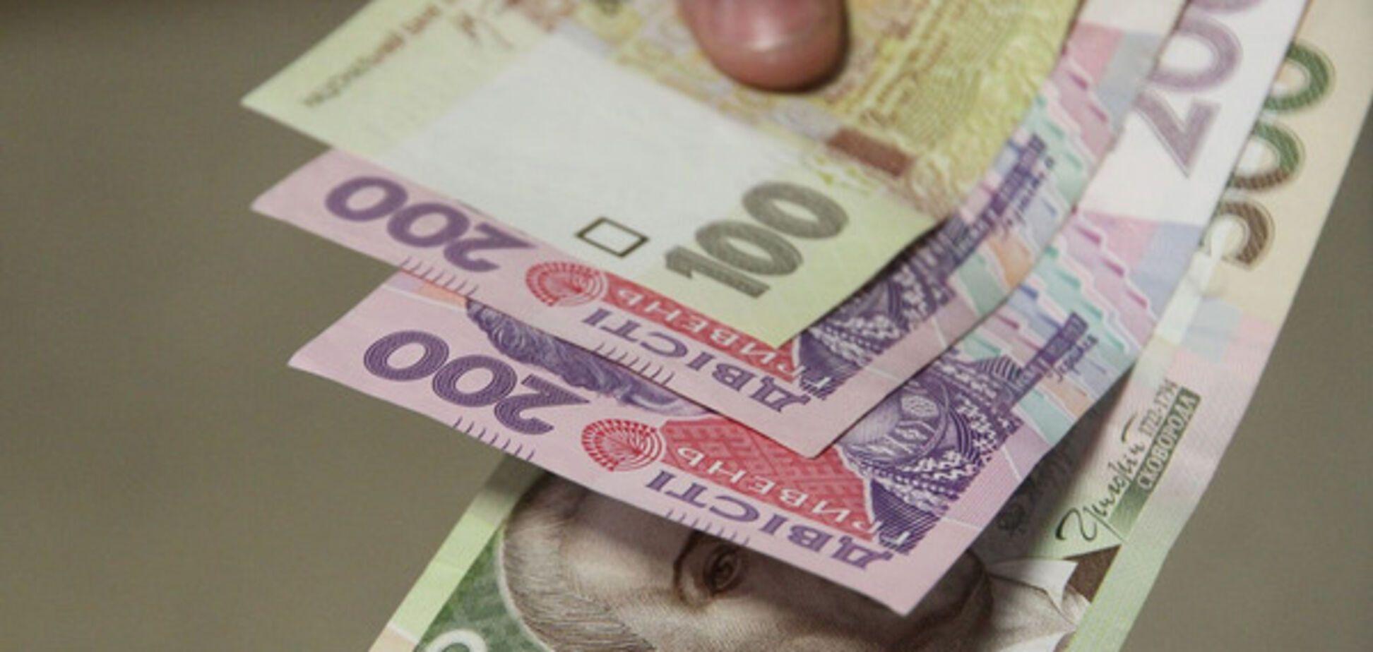 В области чиновник присвоил 3,2 миллиона гривен