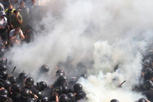 столкновения у Рады 31 августа