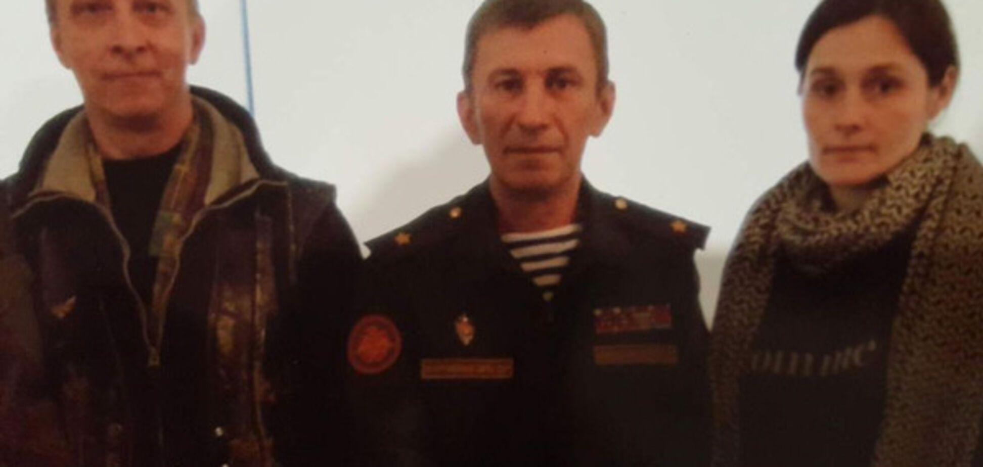 Иван Охлобыстин и Хмурый