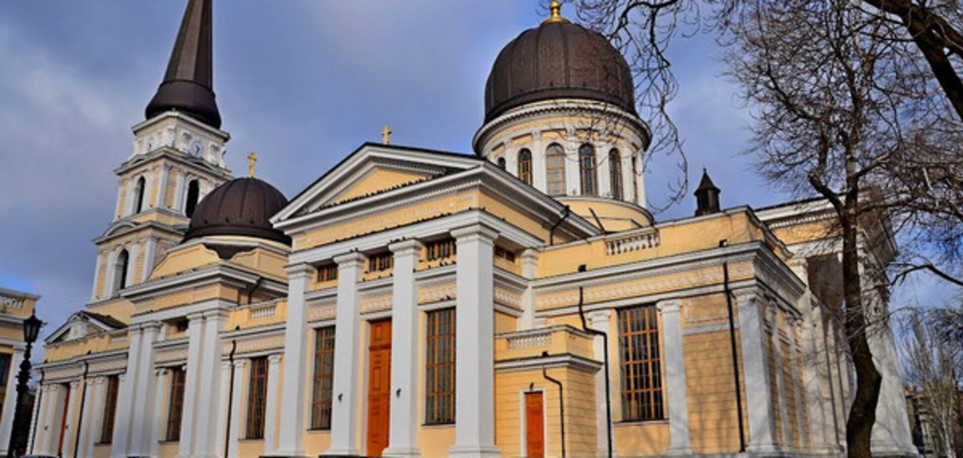 Спасо-Преображенський собор Одеси