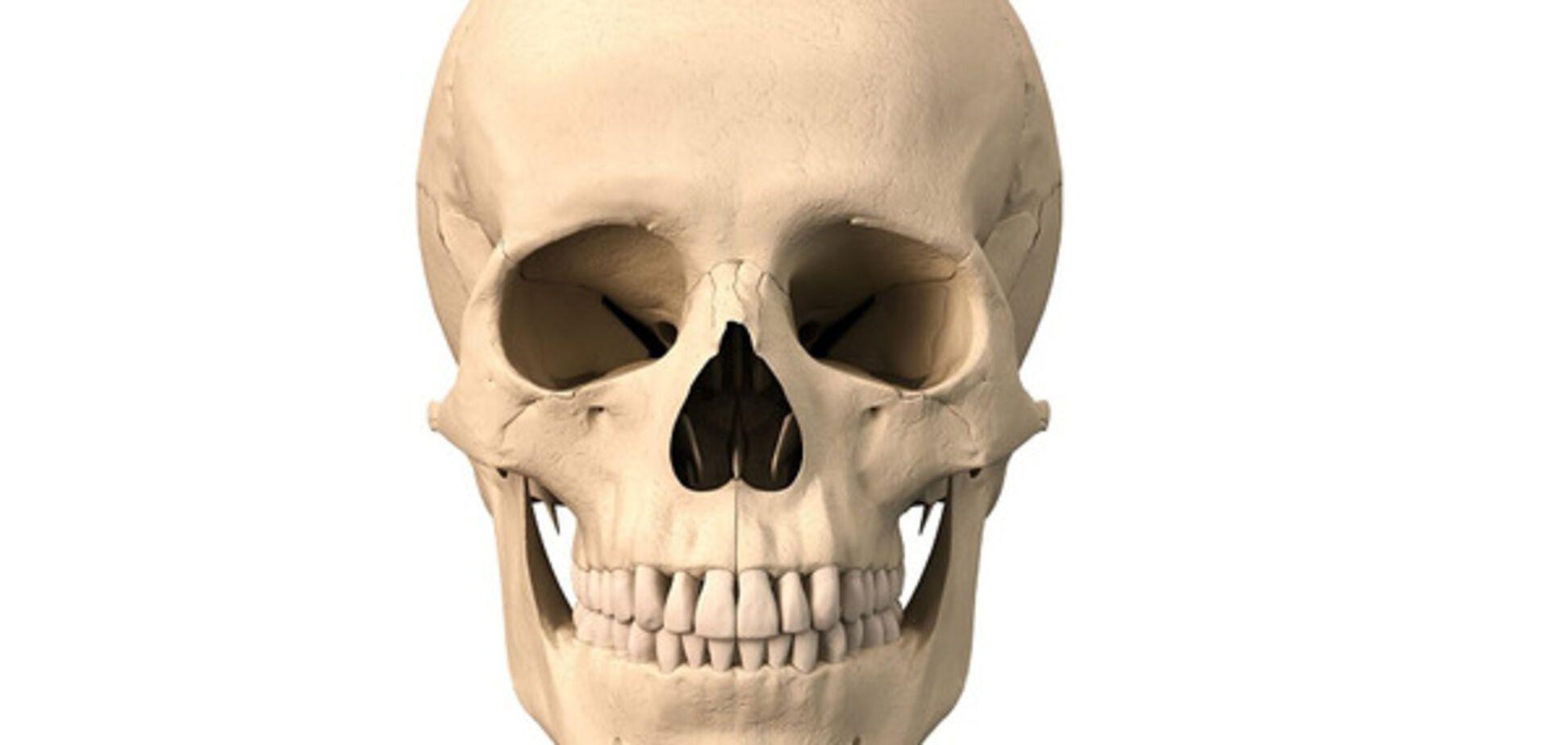 В Запорожье на берегу реки найден человеческий скелет (ФОТО)