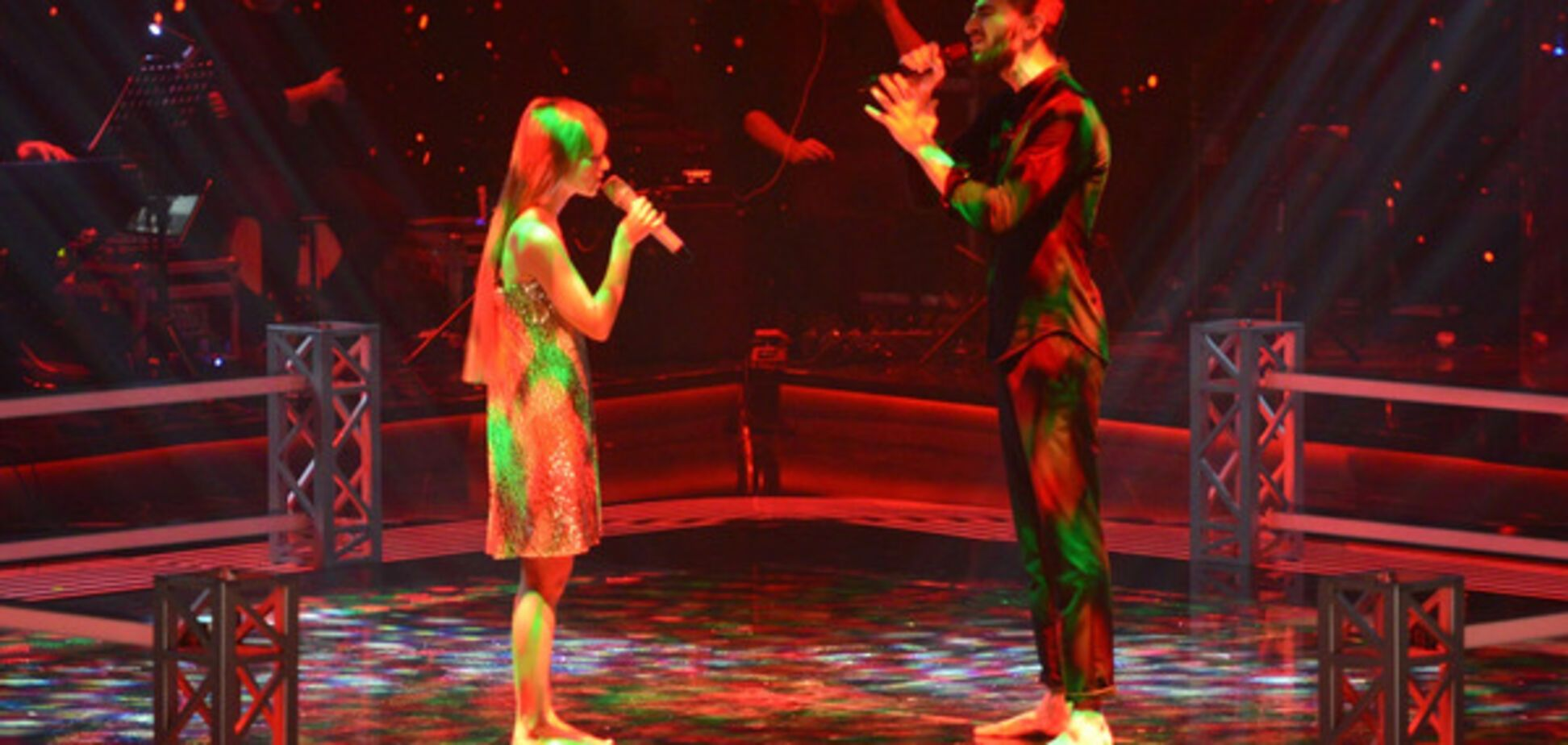 Катя Чили и Нарек Геворгян