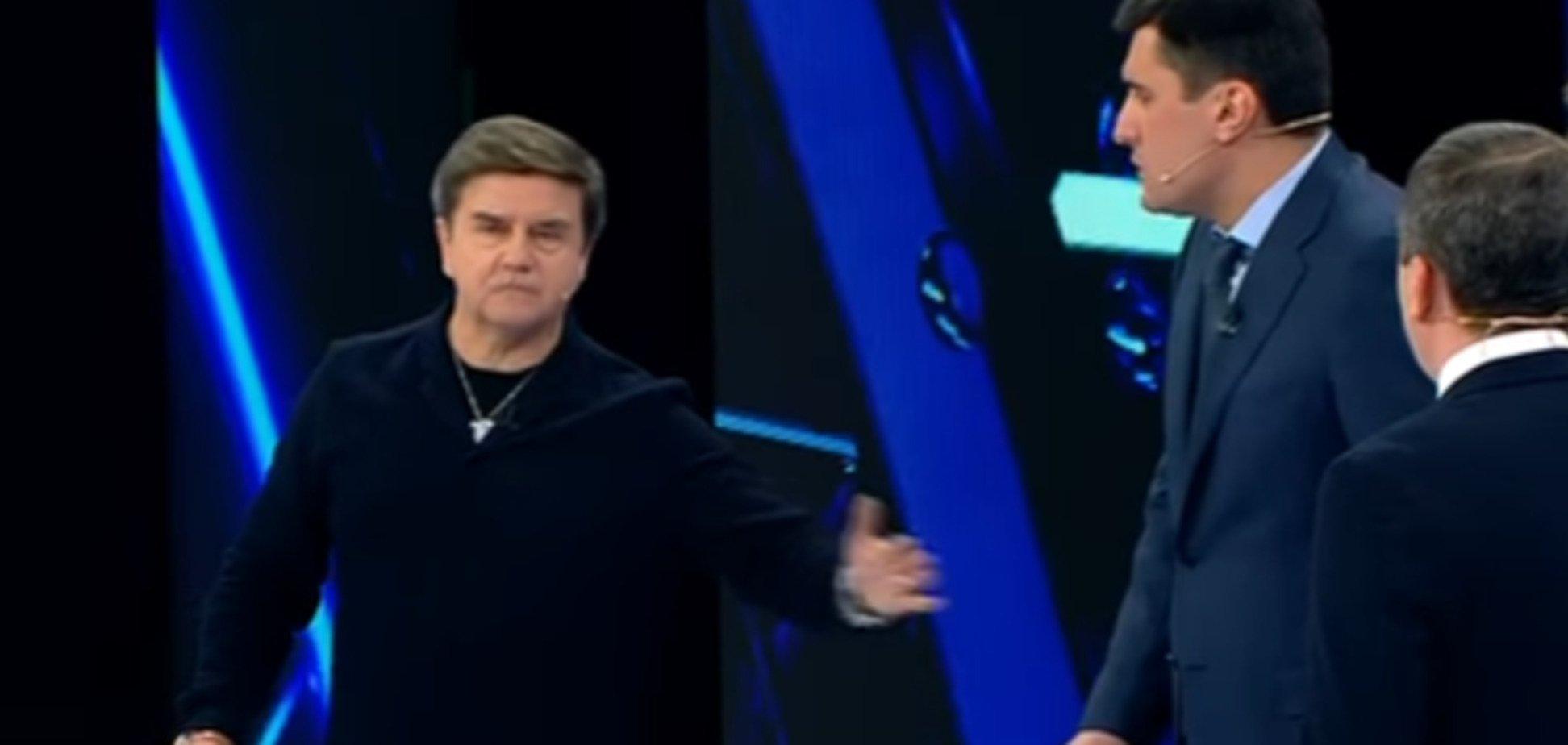 Вадим Карасьов і Микола Левченко