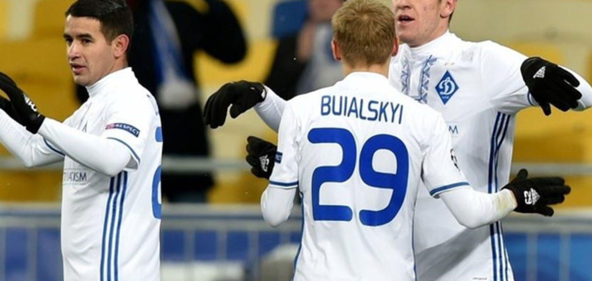 Бесєдін та Бульяський - вихованці Динамо