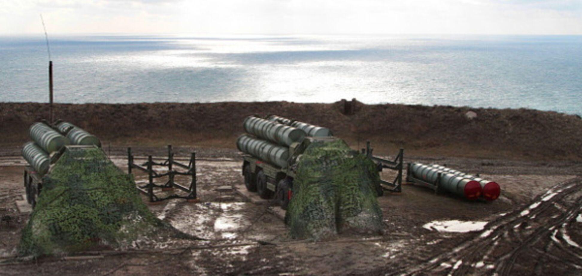 Крым ракеты