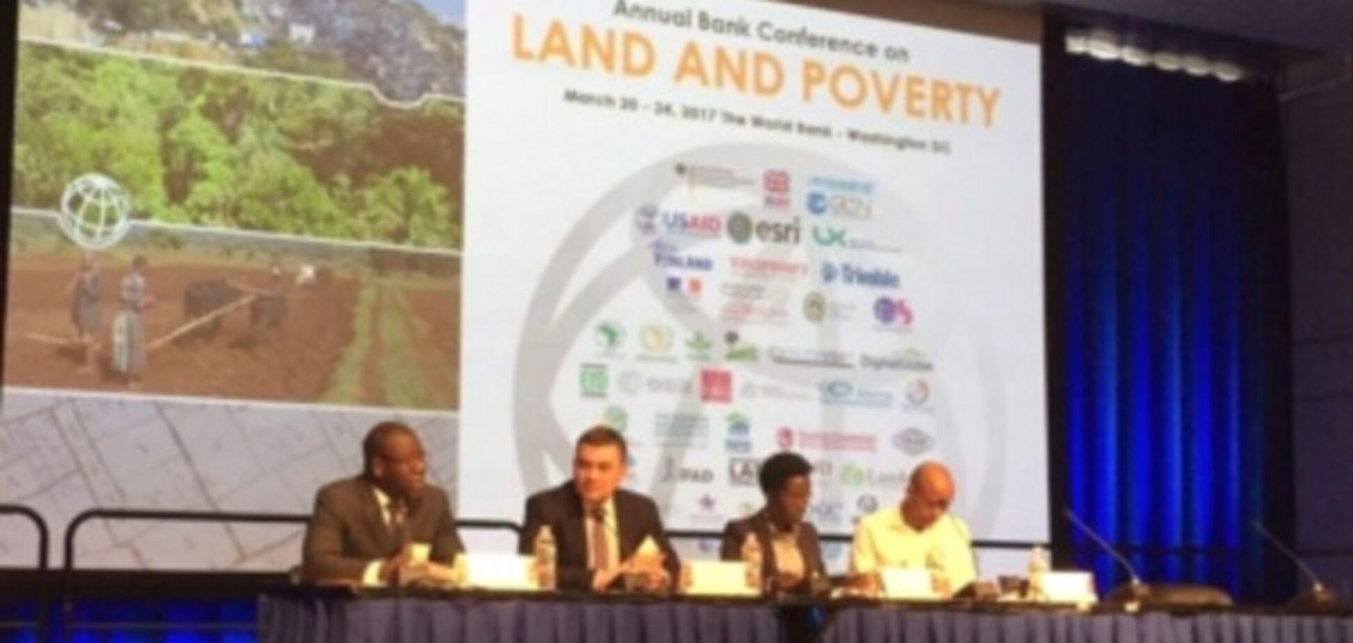 Міжнародні донори допомагають Україні підвищити ефективність управління земельними ресурсами - Мартинюк