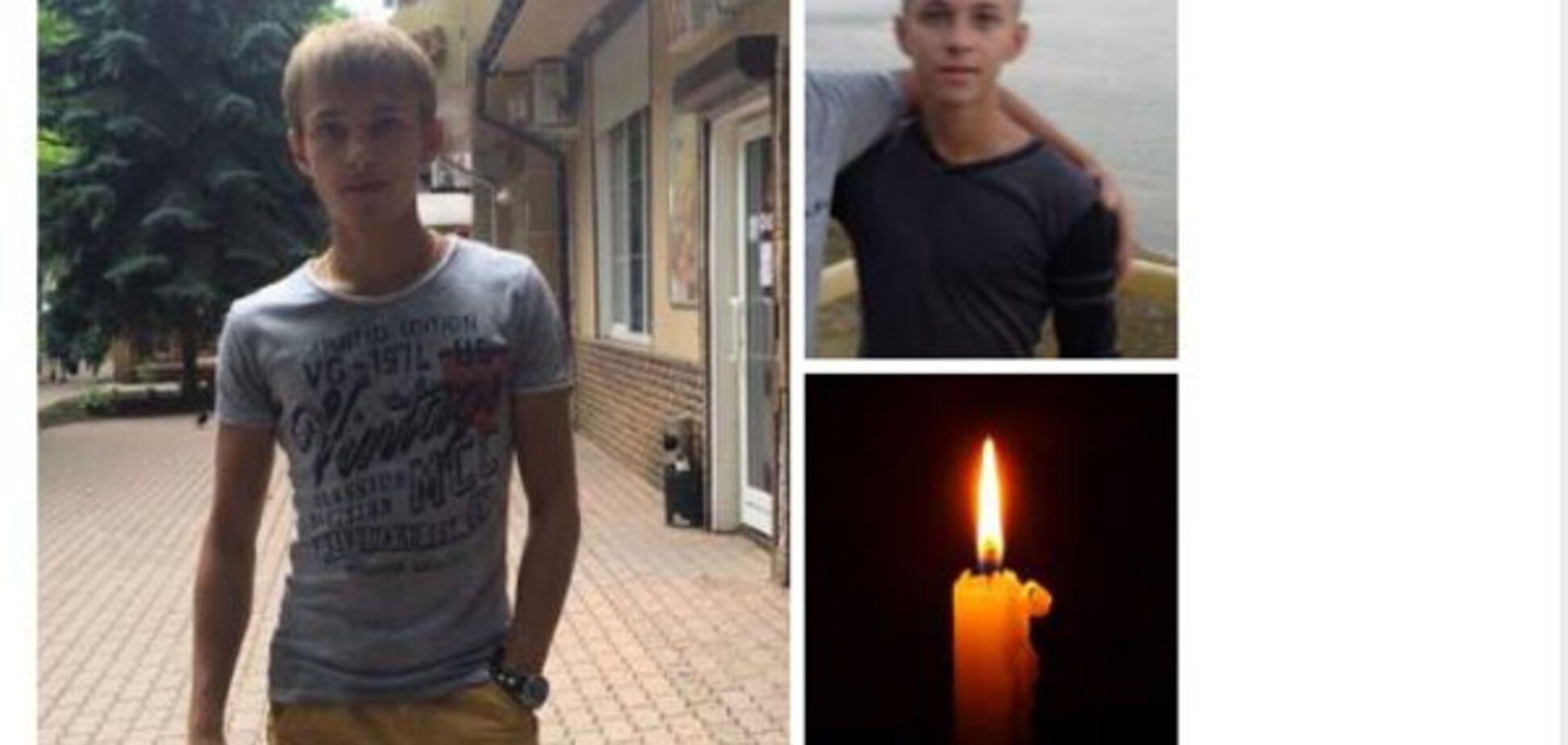 Убийство парней в ДНР