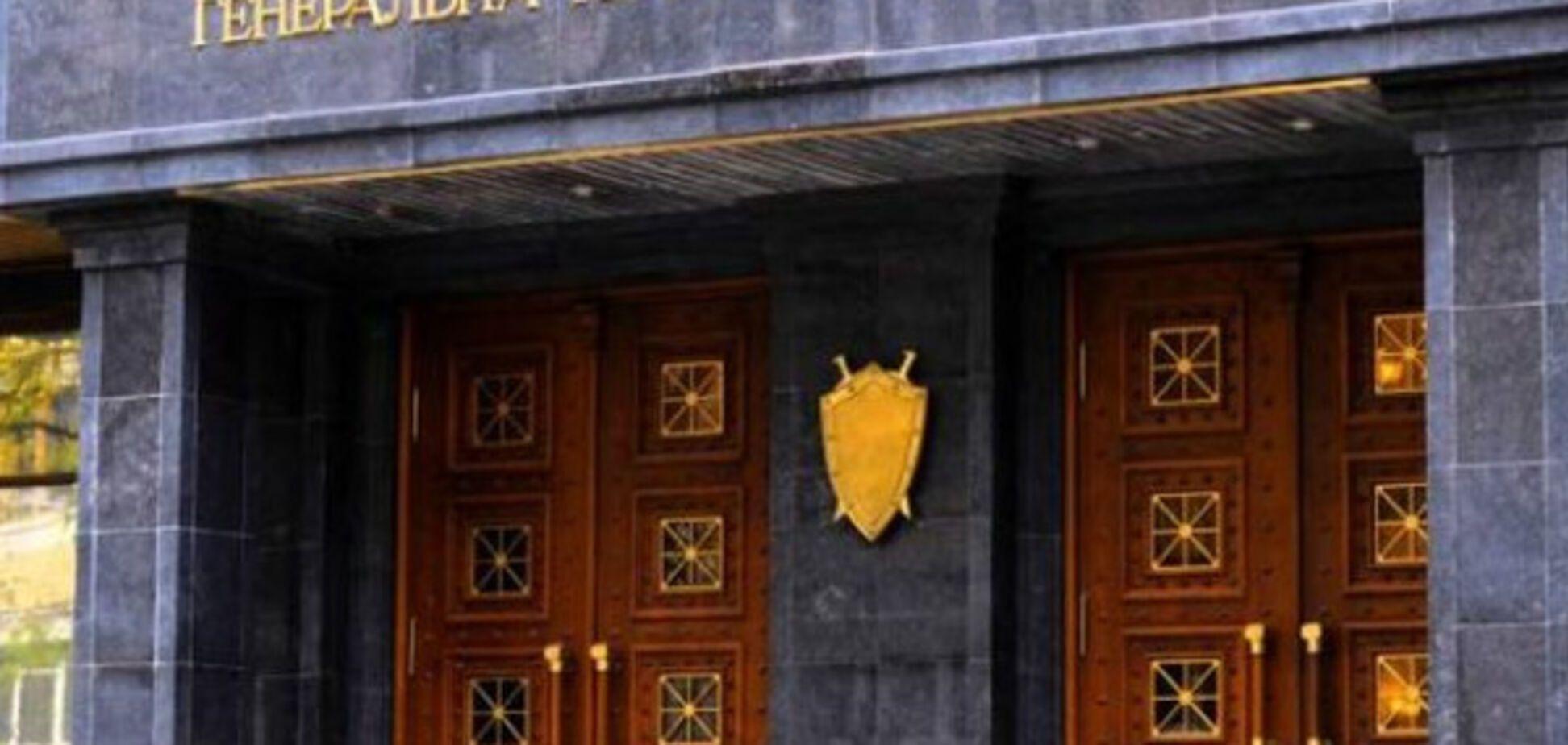 СМИ: ГПУ наведалась с обыском к подозреваемому в коррупции судье Петрику