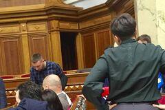 'Повна ж*па в Раді': нардеп зловив на фото Савченко в цікавому ракурсі