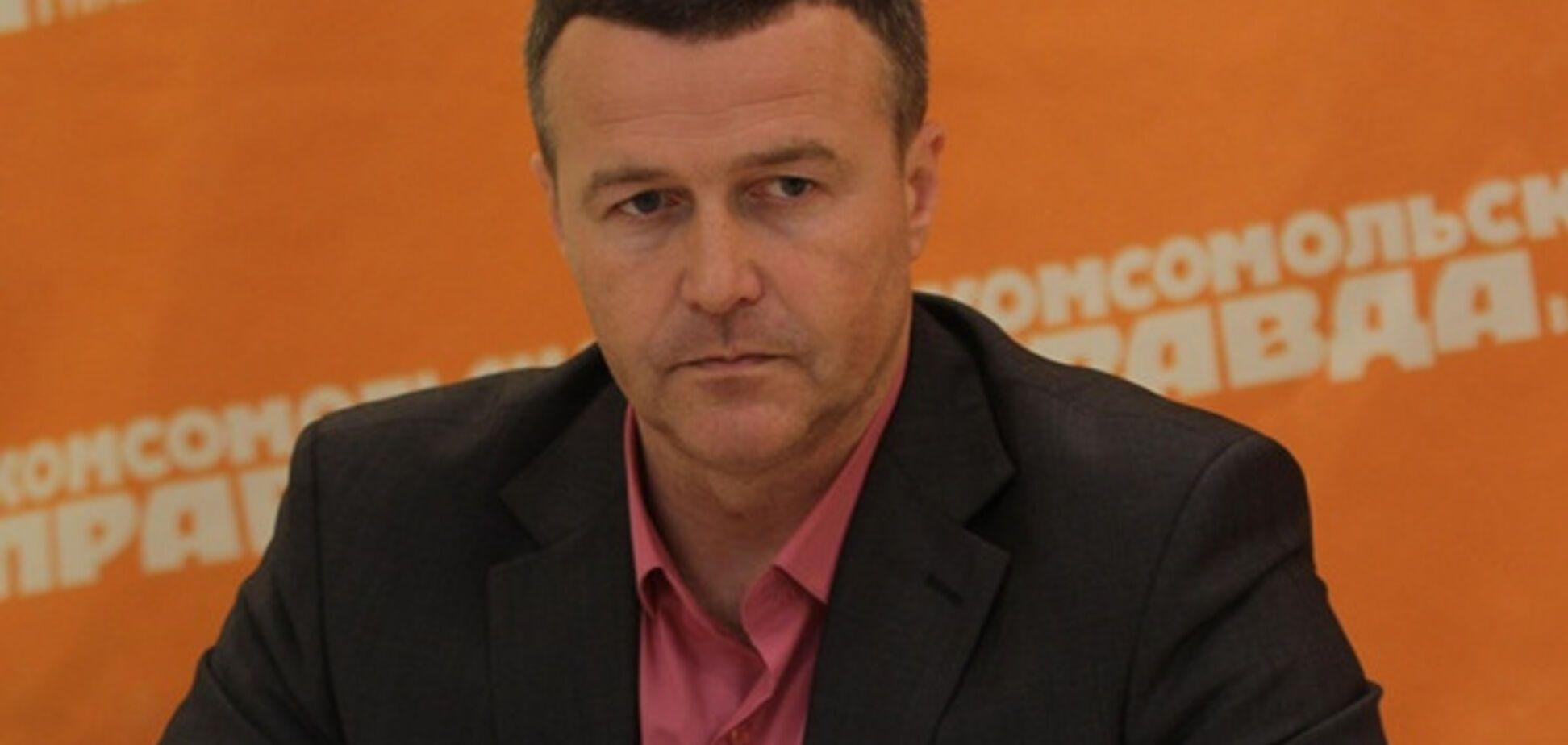 Александр Густелев