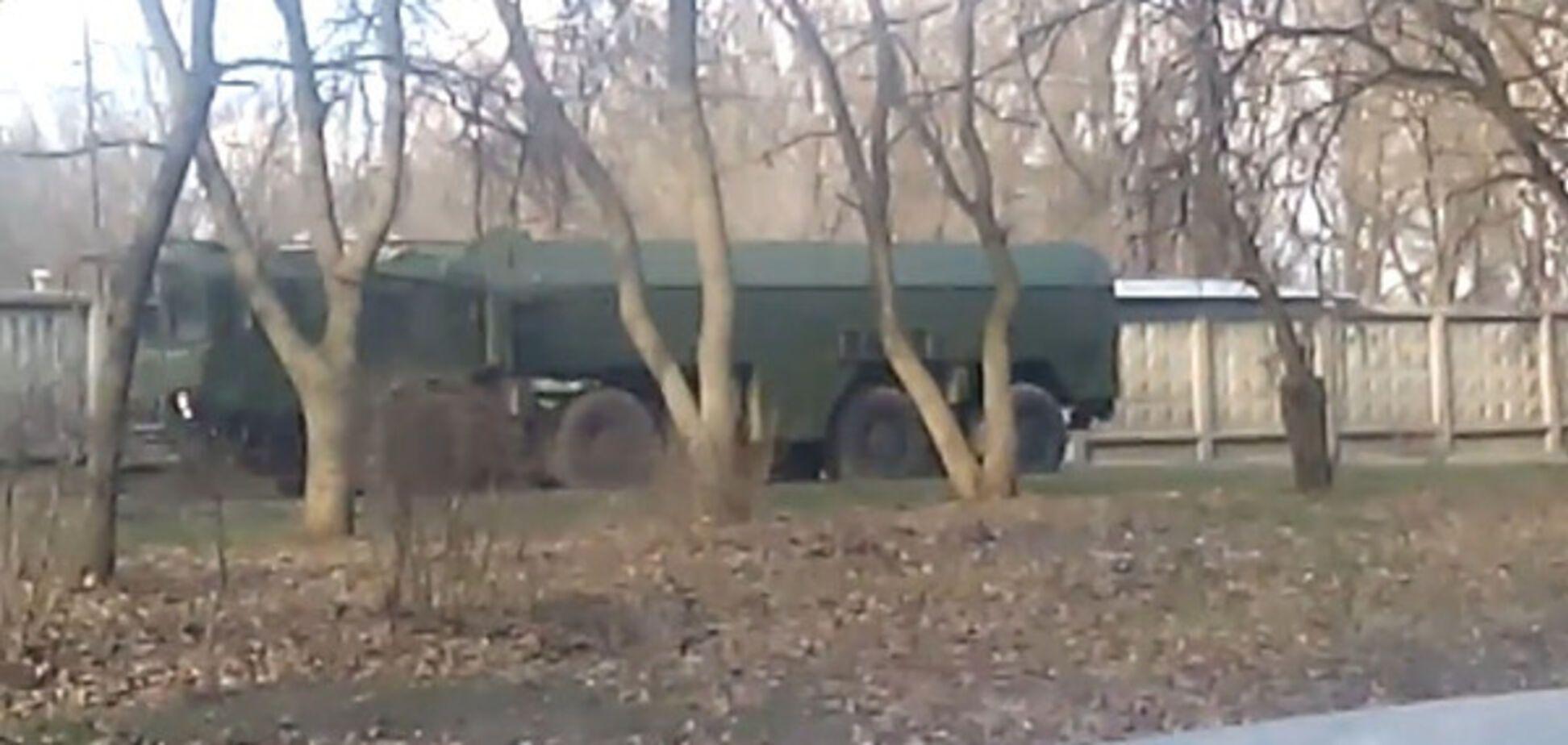 Искандеры Ростов
