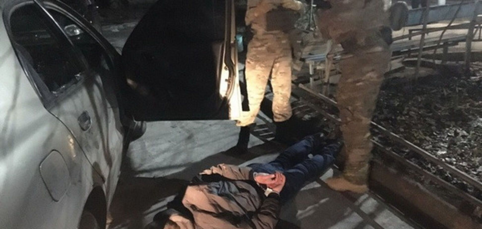 В Запорожье на торговле наркотиками попались офицеры местного уголовного розыска (ВИДЕО, ФОТО)