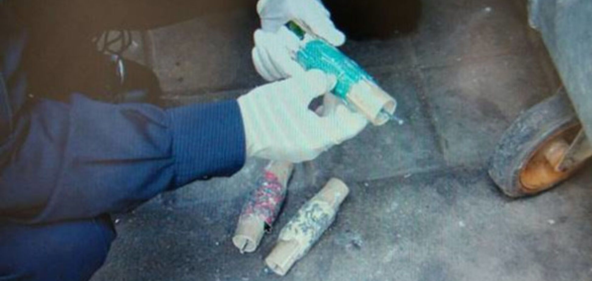 Взрывчатка в Киеве
