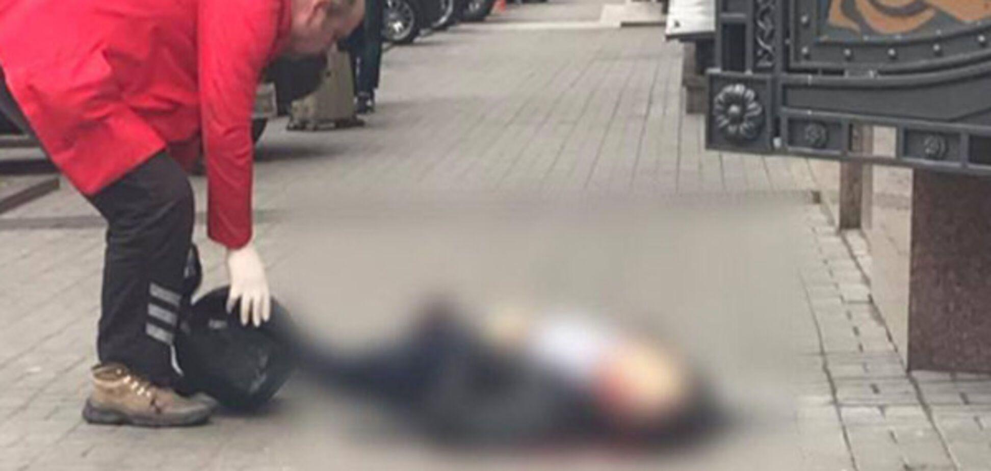 Вороненков убит
