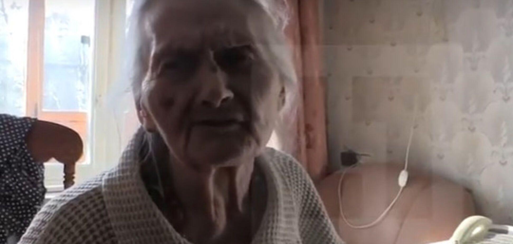 Бабуся вбитого екс-депутата Держдуми Вороненкова