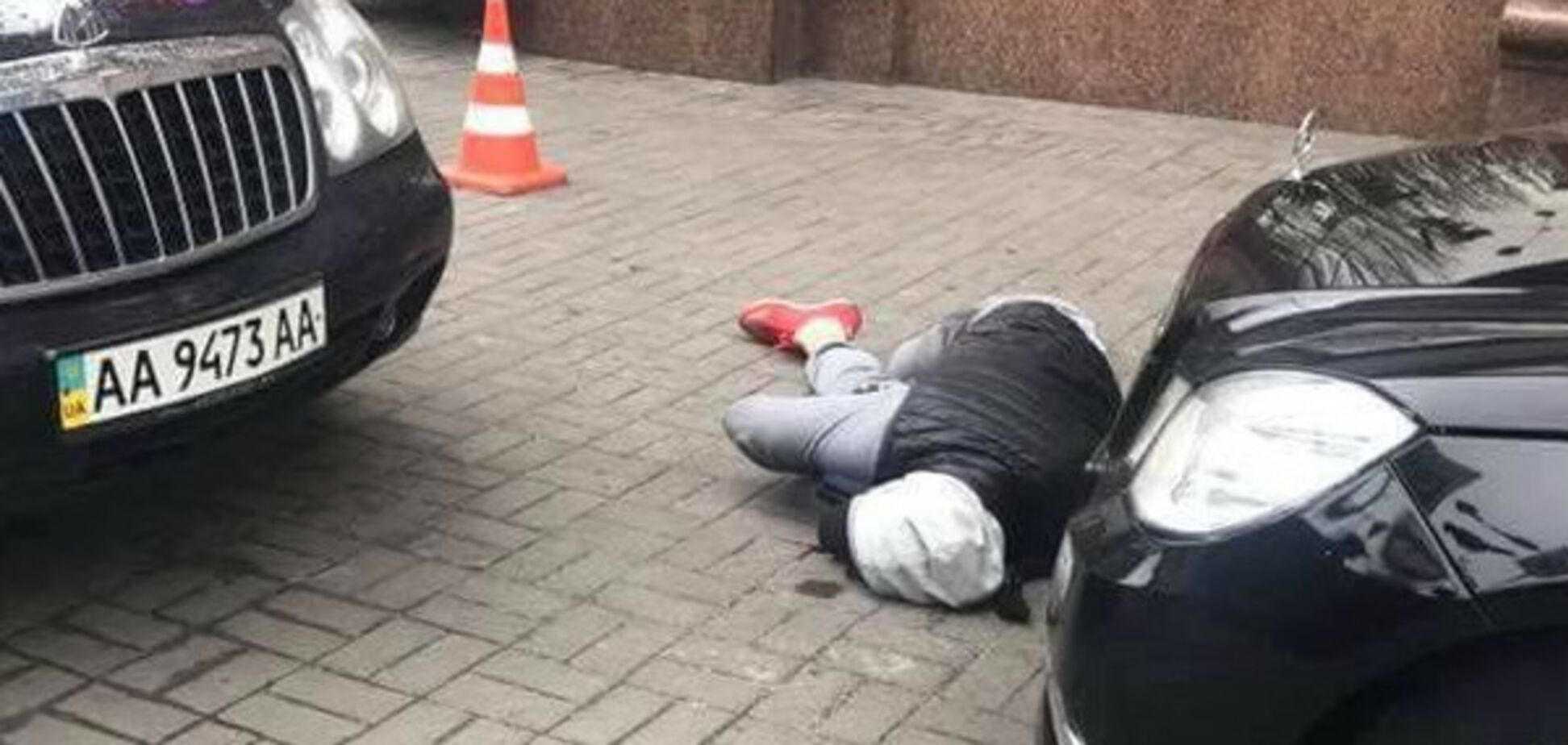 Убийца Дениса Вороненкова Павел Паршов