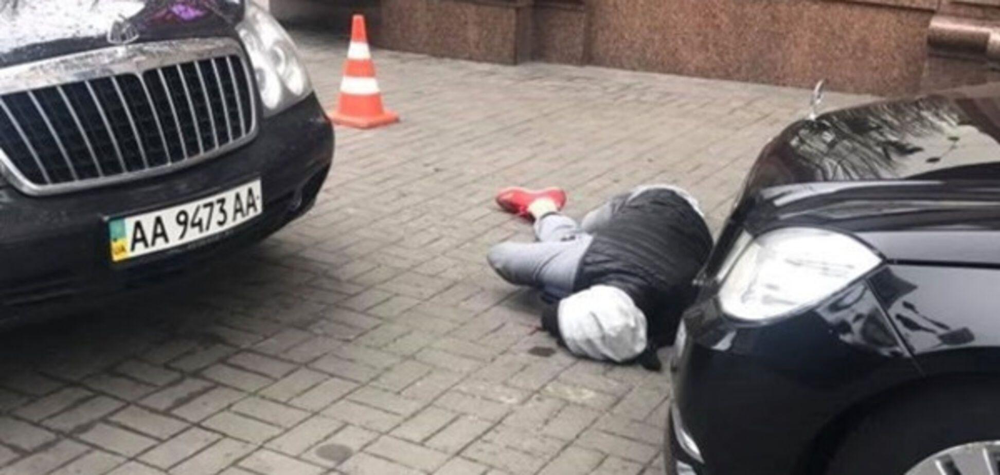 вбивця Вороненкова