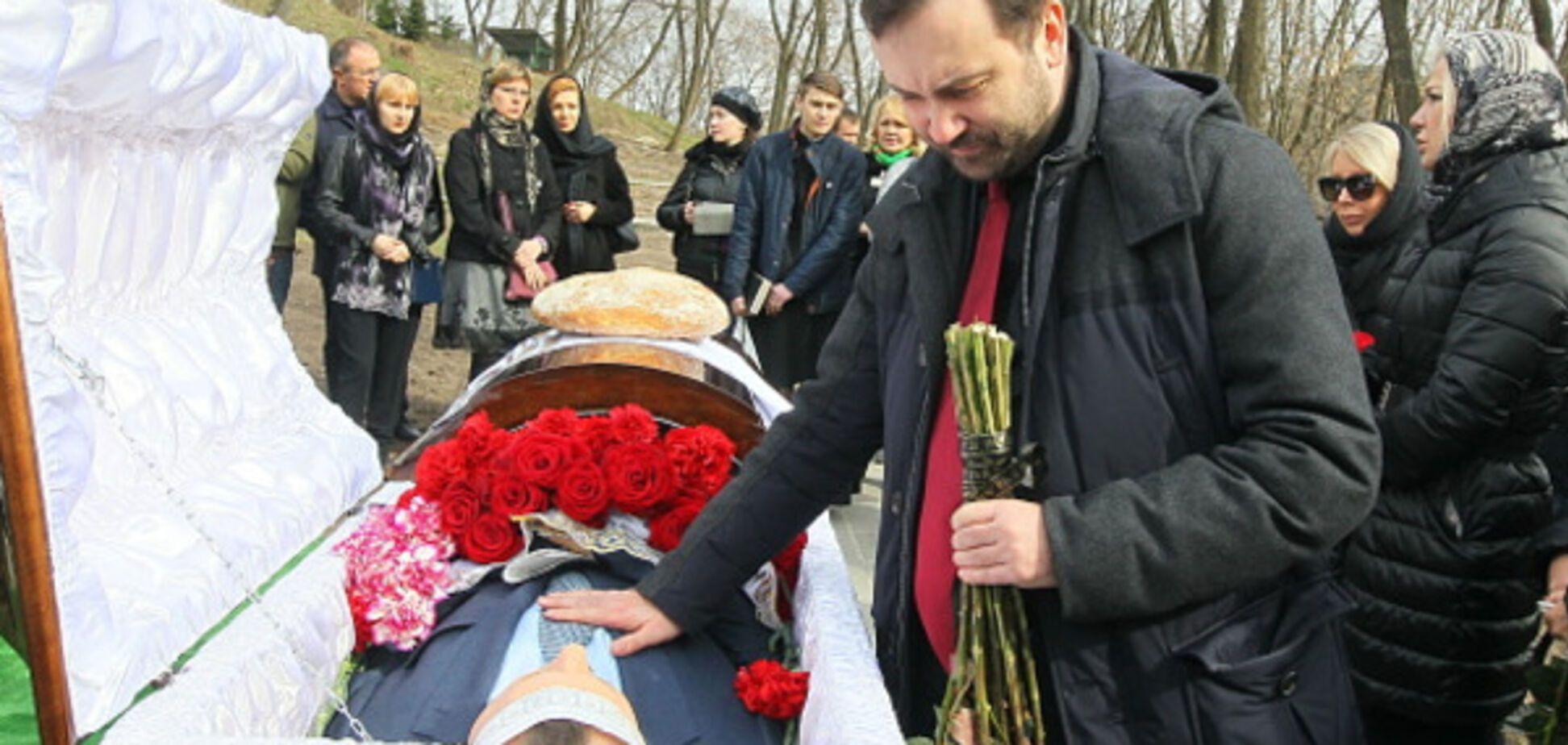 Вороненко похорон