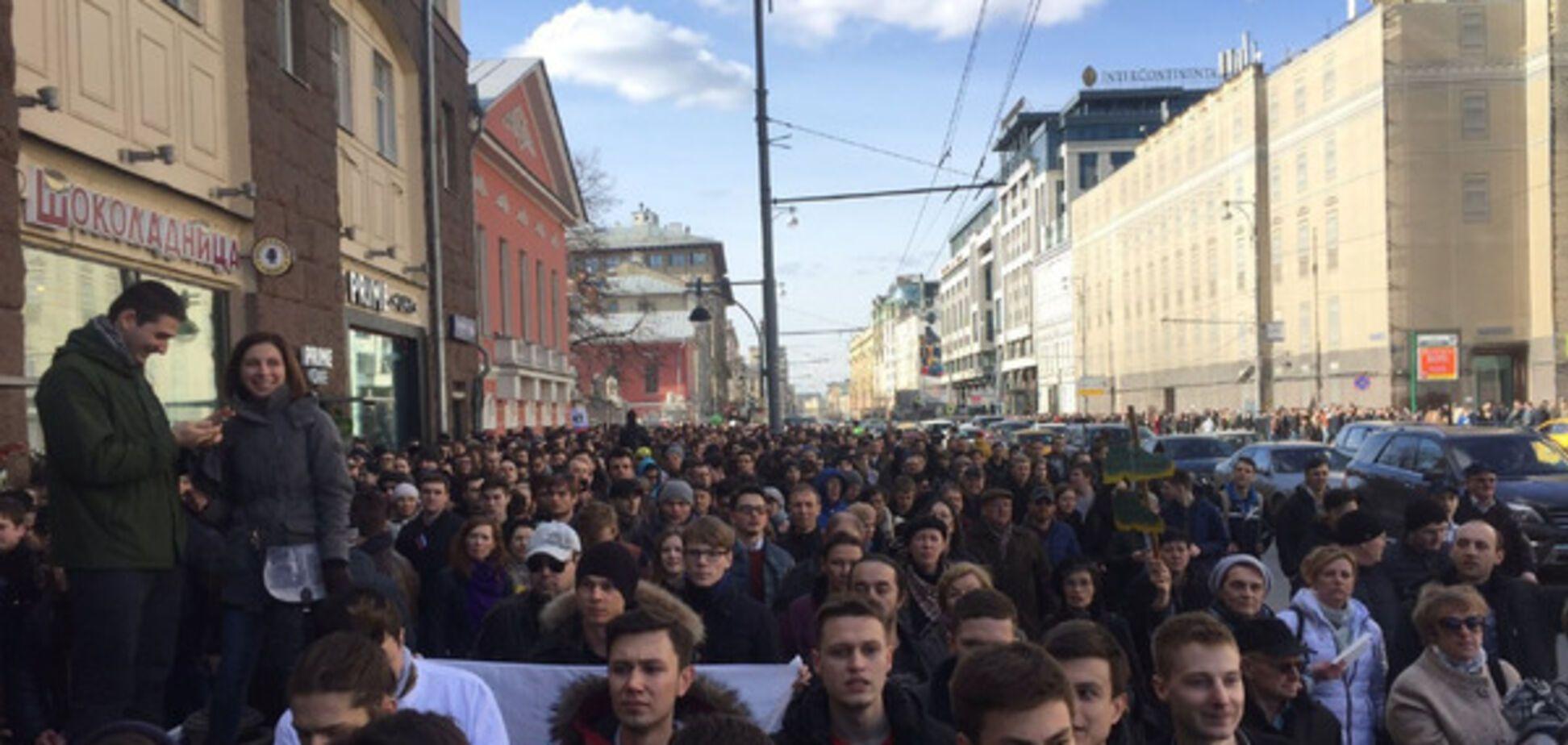 протест, Россия