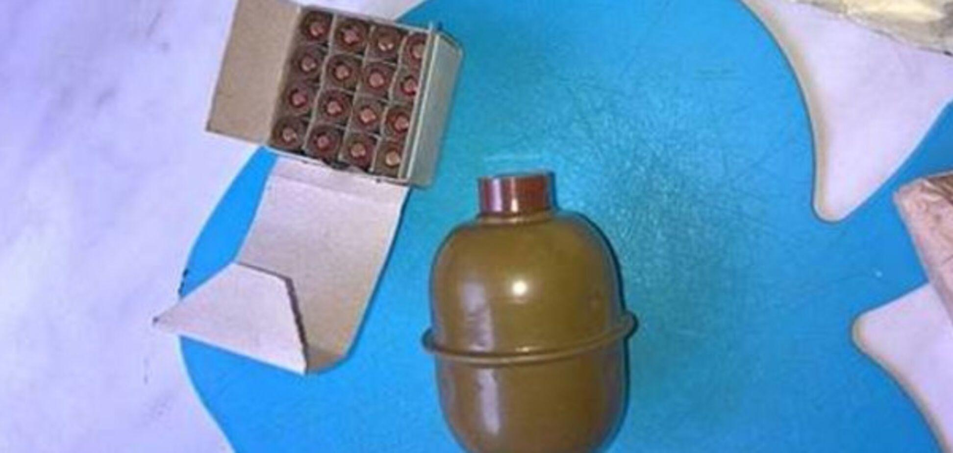 В Запорожье на детской площадке нашли взрывоопасный предмет
