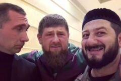 Кадыров и Галустян сняли клип