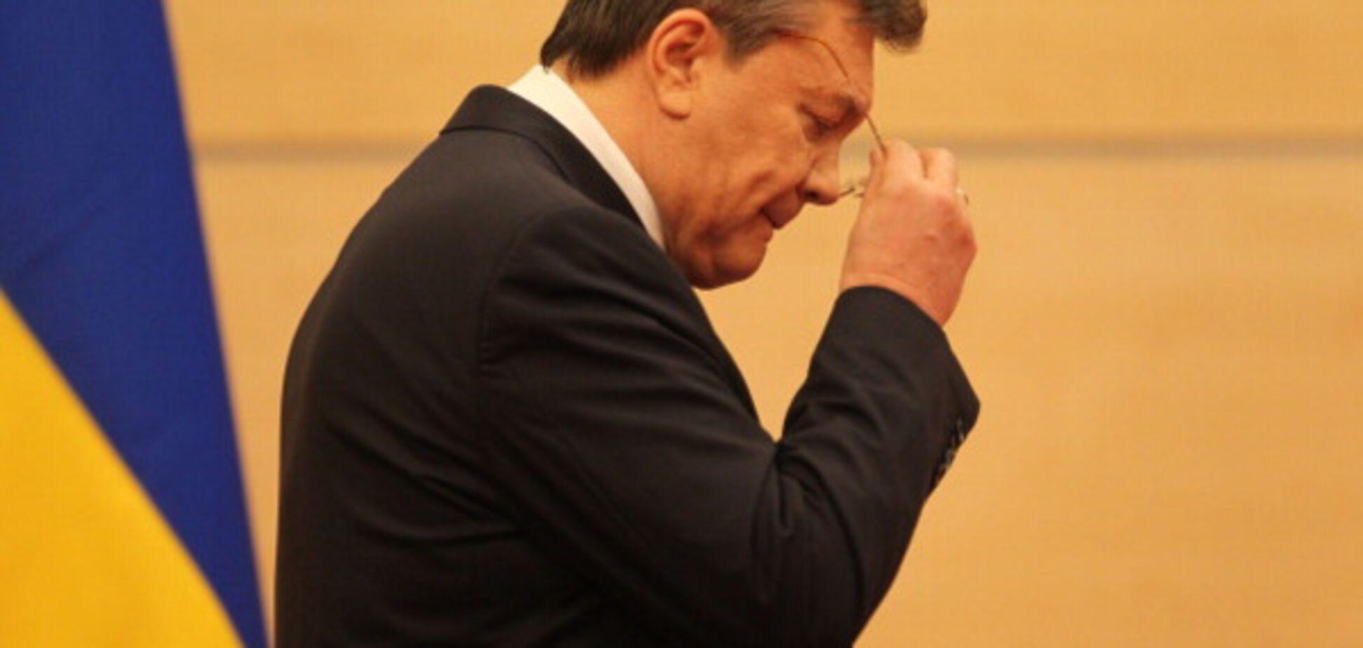 вбивство Януковича