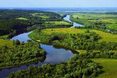 река Украина