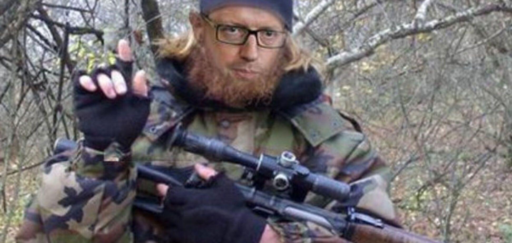 Яценюк в Чечні