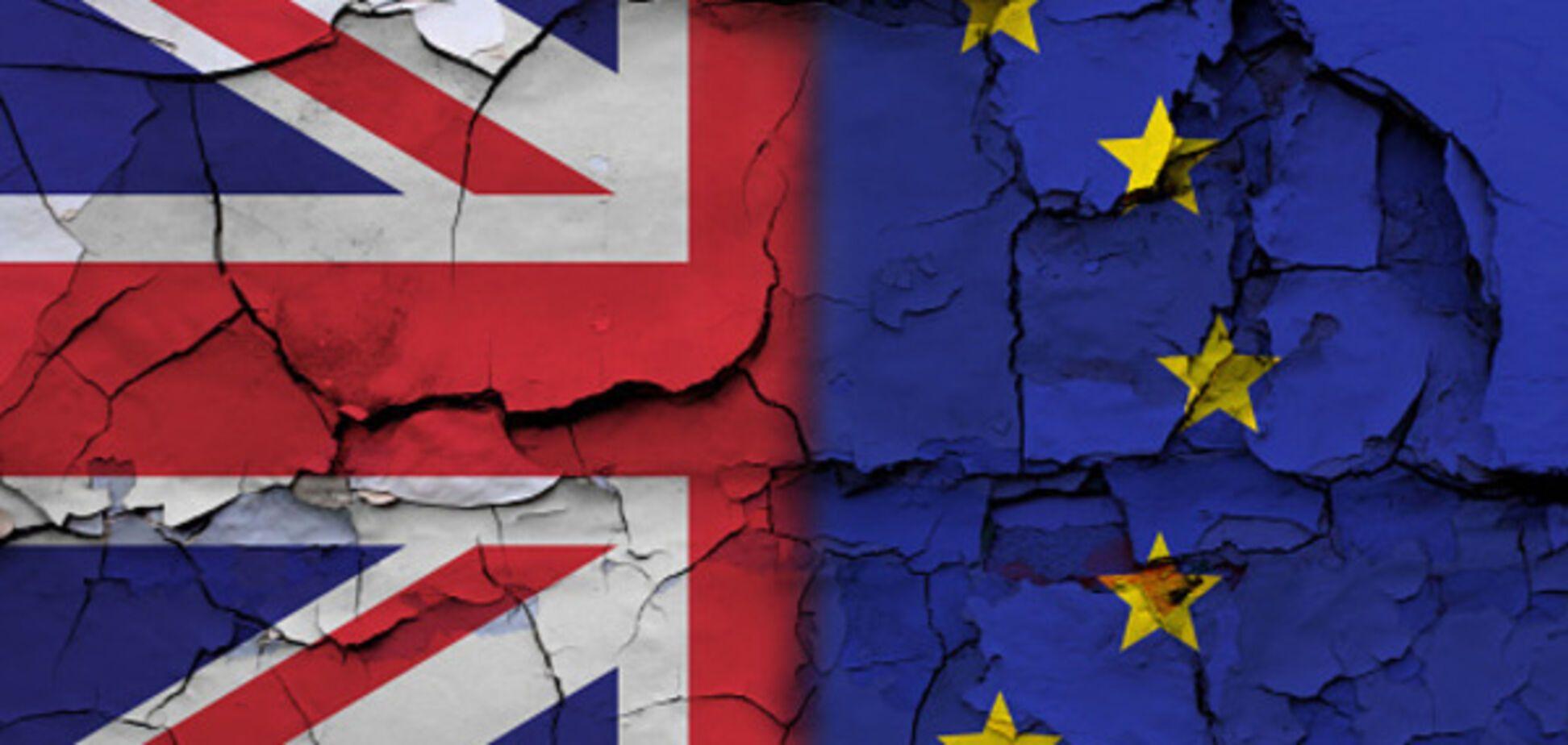 brexit, Великобритания, ЕС