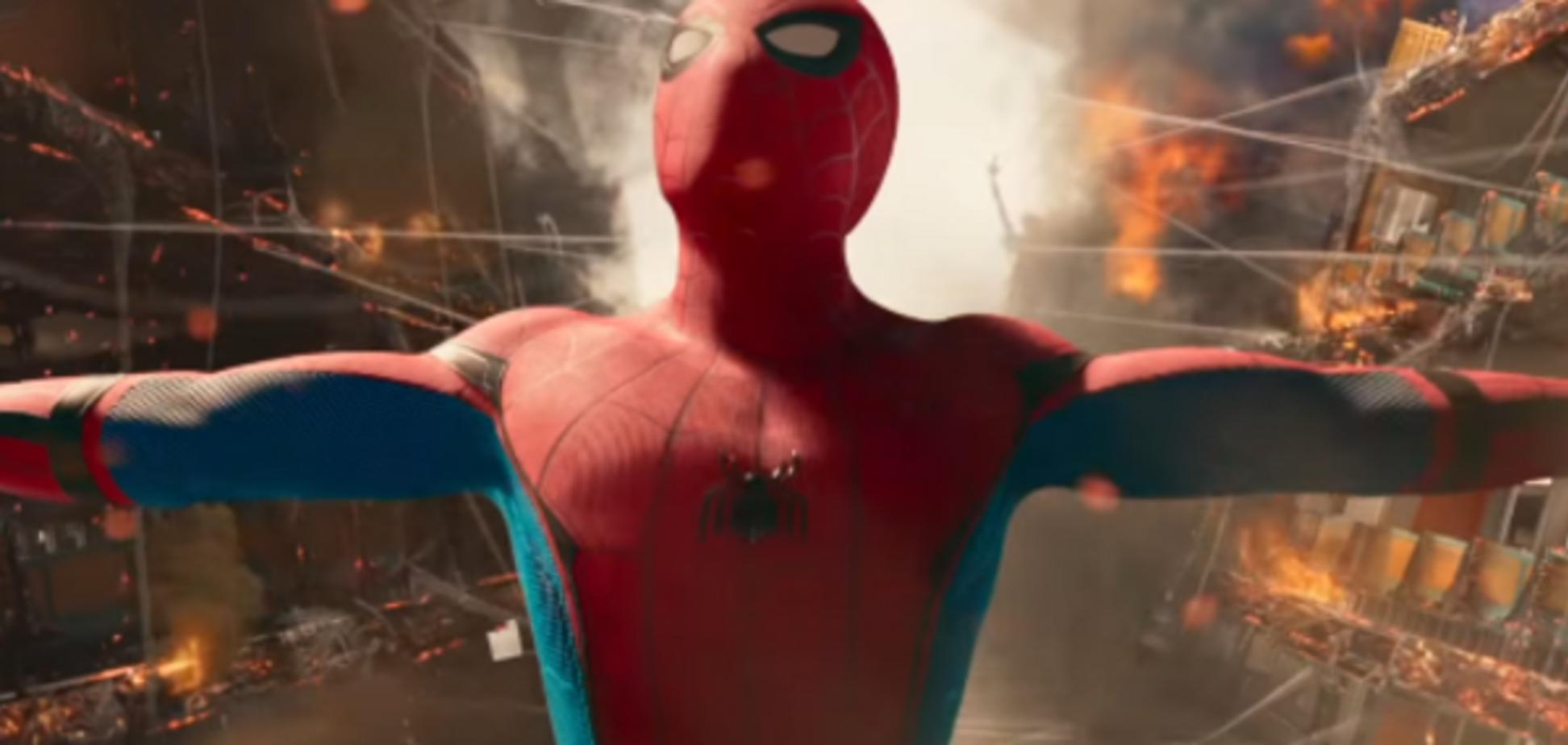 Кадр из фильма \'Человек-паук: Возвращение домой\'