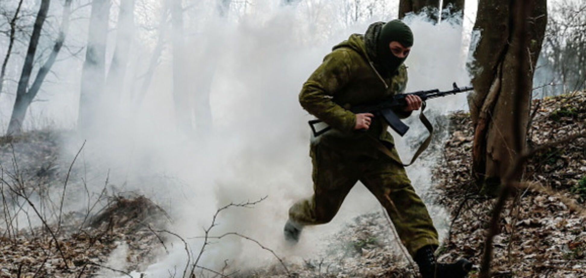 россия солдат учения