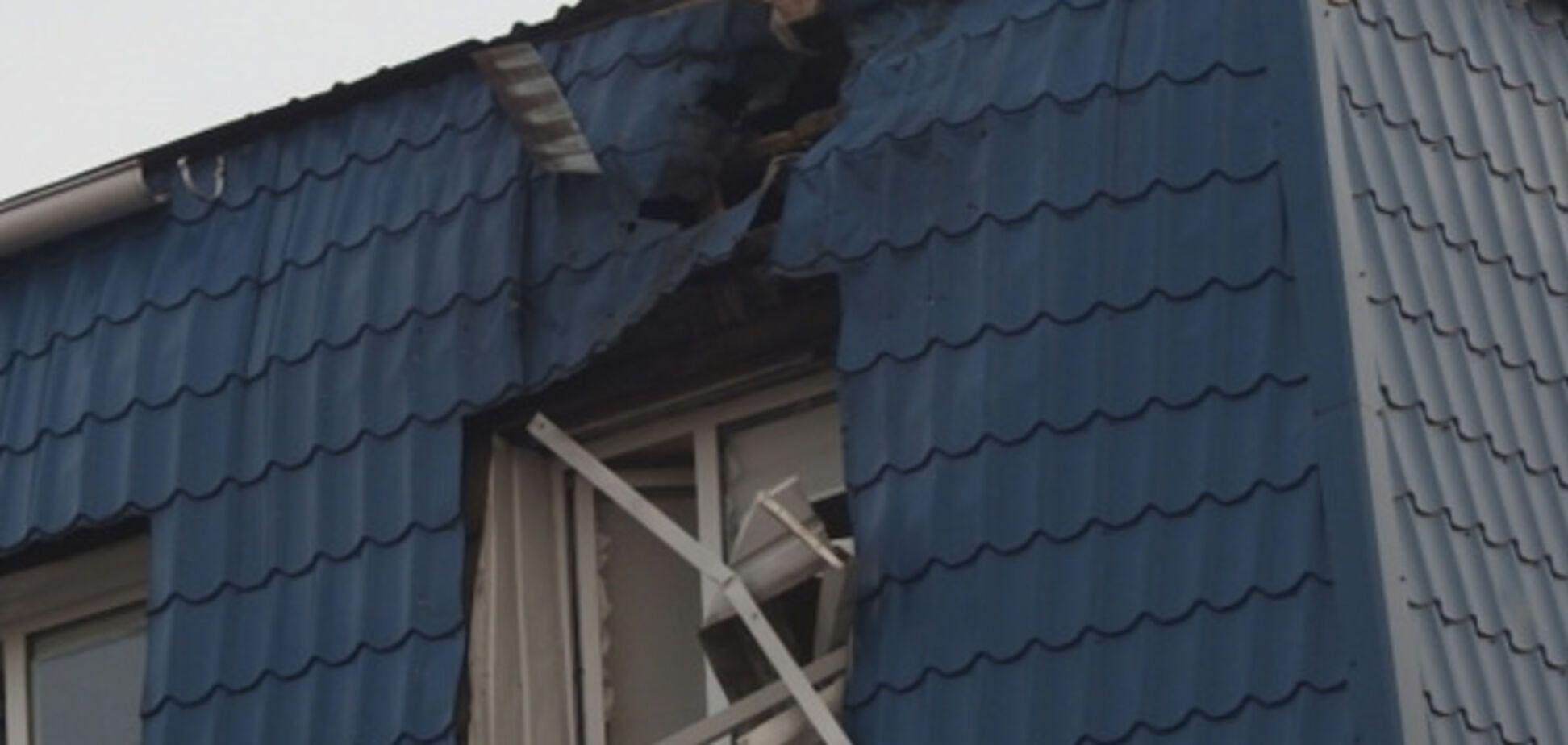 В Луцке обстреляли консульство Польши